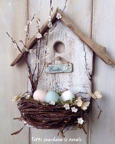 Que bonita decoración para cualquier jardín o terraza, me gusta!!!!