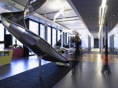 Google Headquarters in Zurich