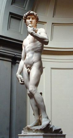 Davi, de Michelangelo.