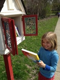 Canterbury Little Free Library - The Heights Observer