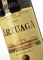 Vino tinto (Tinto Fino, Cabernet Sauvignon, Merlot). BODEGAS ARZUAGA NAVARRO, Ribera del Duero (España). 17,90 EUR