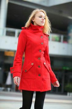 Amo vermelho, da vida a qualquer look