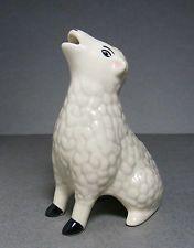Pfaltzgraff Ceramic LAMB Baking Pie Bird
