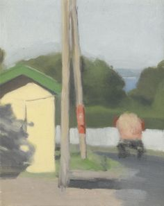 Buy online, view images and see past prices for CLARICE BECKETT The Bus Stop (circa oil on board 41 x 34 cm. Invaluable is the world's largest marketplace for art, antiques, and collectibles. Australian Painting, Australian Artists, Bear Gallery, Elements Of Color, House On The Rock, Art Market, Landscape Paintings, Landscapes, Painting Inspiration