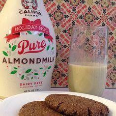 I'm dreaming of Holiday nog and cookies! #FanGram via @Cat Villarreal Amin. #holidaynog #califiachristmas