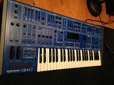 MATRIXSYNTH: Oberheim OB12 Virtual Analog Synth