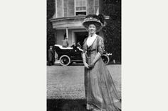 An Album of photos of Dame Agatha Christie for World Book Day