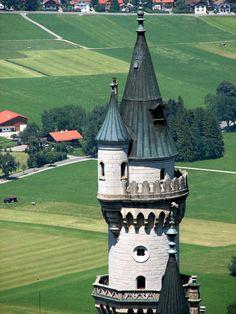 neuschwanstein castle interior - Google Search