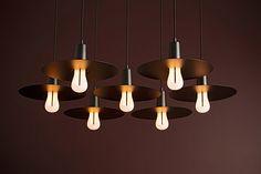 New Plumen Drop Hat Lamp Shade