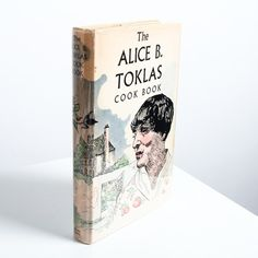 """""""The Alice B. Toklas Cook Book"""", First English Edition"""