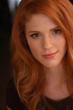 Erin Chambers #redhead