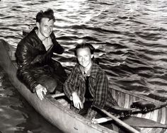 """<strong>Elkan Joseph Morris</strong>, who died five days after his 90th birthday on June 18, went on a two-year canoe trek around the Arctic Circle with his first wife, <strong>Anne Feder-Morris,</strong> in late 1930s."""" width=""""640″ height=""""511″ /><p class="""