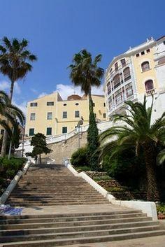 Mahon, Menorca, Spain - been there!! #menorca #menorcamediterranea