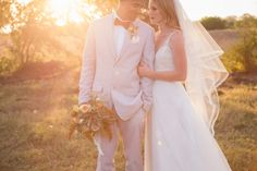 Rustic Countryside Wedding Inspiration on TheVeil.Co