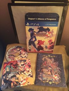 Disgaea 5 Alliance of Vengeance Sony PlayStation 4 2015 Collectors Set 813633015279 | eBay  New listing great price 29.99 for a MC set. No game included come see...