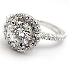 This is my real life fairytale of a ring! : )