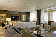 Décor do dia: só marrons - Casa Vogue   Interiores