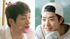Seo Kang Joon and Park Min Woo | SBS Roommate