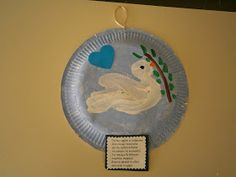 5ο Νηπιαγωγείο Τρίπολης: 28η Οκτωβρίου 1940 School Projects, Projects To Try, Dream Catcher, Kindergarten, Decorative Plates, Peace, Education, Kids, Crafts