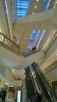 centro commerciale YANTAI