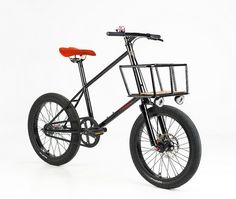 Amaro from bilbao Velo Cargo, Power Bike, Urban Bike, Fat Bike, Cool Gear, Bicycle Design, Custom Bikes, Cool Bikes, Mini