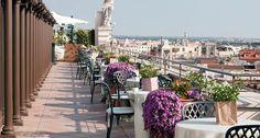 Rome Marriott Grand Hotel Flora: Rome hotel accommodations