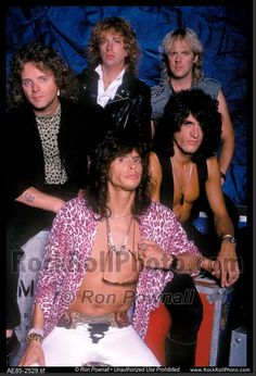 AEROSMITH... THE GREATEST AMERICAN ROCK BAND AT ALL TIME .