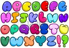 Illustration about Comic bubble shaped alphabet set. Illustration of graffiti, birthday, hand - 47545473 Bubble Letters Alphabet, Bubble Letter Fonts, Hand Lettering Alphabet, Graffiti Alphabet, Letter Art, Bubble Writing Font, Greek Alphabet, Alphabet Art, Art Tutorials