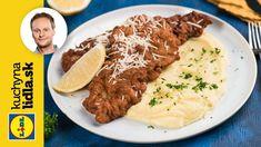 Marcel, Lidl, Mashed Potatoes, Steak, Beef, Ethnic Recipes, Youtube, Food, Kochen
