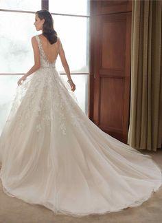 Sophia Tolli Wedding Dresses with Classic Designs Part II - MODwedding