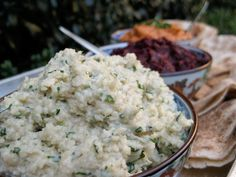 Creamy Raw Vegan Cashew Dip
