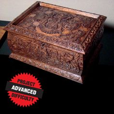 NeoClassical Keepsake Box