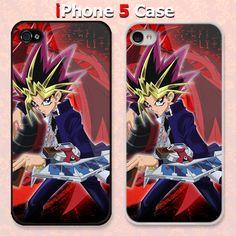 Yu-Gi-Oh 4 Custom iPhone 5 Case Cover