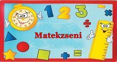 """Még a blogolás előtti időkből való az a """"Dicsőségtábla"""", amit az egyik """"Minden egy helyen"""" posztban ismét megmutattam. Akkor többen kérdez... Center Signs, Grade 1, Classroom, Good Things, Teaching, Education, Math, Games, Creativity"""