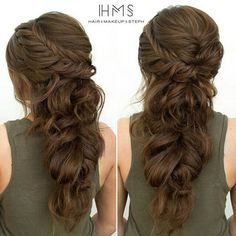 35 Best Wedding Hairstyles Ideas You Can Do Yourself - Sensod - Create. 35 Best Wedding Hairstyles Ideas You Can Do Yourself - Sensod - Create. Bridal Wedding hairstyles ideas on sensod Hairstyle For Wedding Day, Formal Hairstyles For Long Hair, Best Wedding Hairstyles, Elegant Hairstyles, Wedding Hair And Makeup, Bride Hairstyles, Bridal Hair, Cool Hairstyles, Princess Hairstyles