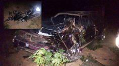 NONATO NOTÍCIAS: Motociclista tem morte instantânea ao colidir com ...