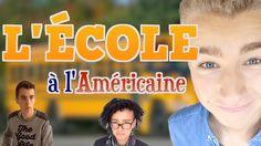 L'ÉCOLE À L'AMÉRICAINE (ft. Théo Gordy)