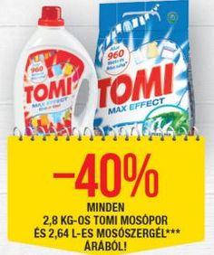 Tomi Mosópor Akció Personal Care, Drinks, Bottle, Drinking, Self Care, Beverages, Personal Hygiene, Flask, Drink