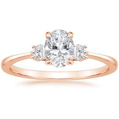 ) Rose Gold Selene Diamond Ring from Brilliant Earth Rose Gold Engagement, Engagement Ring Styles, Solitaire Engagement, Country Engagement, Solitaire Ring, Wedding Engagement, Engagement Photos, Brilliant Earth, Scrappy Quilts