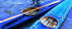 Skin-on-frame kayaks on the Walden Qajaq Society site.
