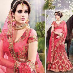 Indian Pakistani Wedding Saree Bollywod Designer Embroidered Eid Sari Blouse #Designer #SariSaree #WeddingEid