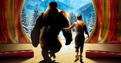 Win one of five family tickets to see The Snow Gorilla - Competitions - Junior