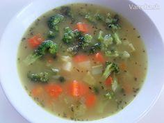 Moja brokolicová polievka