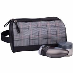 Custom Mens Travel Toiletry Bags: KM00290I.0099 @ Kinmart