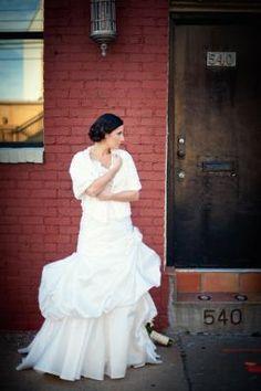 Anjolique Bride Lauren in Style 2214