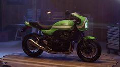 Z900RS Café Motorcycle, Bike, Vehicles, Html, Bicycle, Trial Bike, Biking, Motorcycles, Bicycles