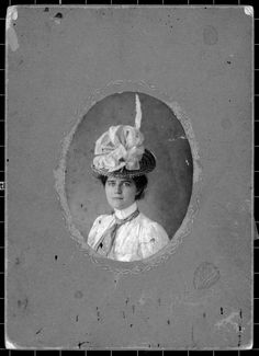 """Margaret Batton - One of our Eight Founders - """"The Sunshine of the Sigmas"""" - never without a smile. :)"""