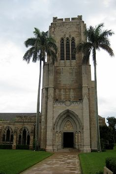 Beautiful old church in Palm Beach