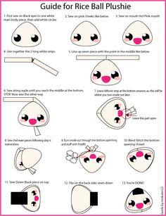 ConG Rice ball making Guide by Mokulen22.deviantart.com on @deviantART