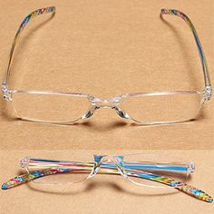 Super Light Blue Reading Glasses Bars Antiskid Resin -- Hurry! Check out this great product : home diy improvement